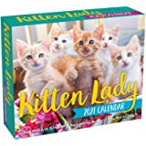 Kitten Lady 2021 Day-to-Day Calendar