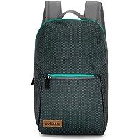 Footloose by Skybags 10 Ltrs Black Casual Backpack (Bronn)