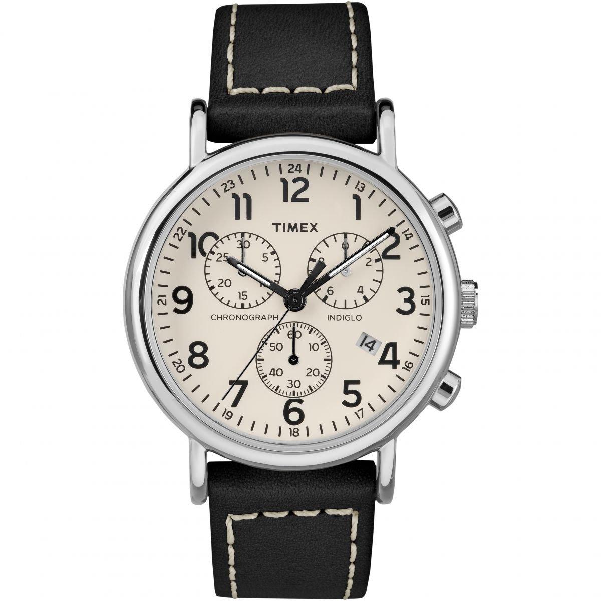 Timex Gents Weekender Chronograph Watch Tw2 R42800 by Timex