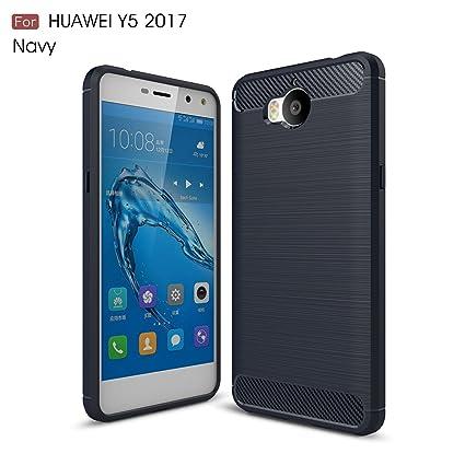 Funda Huawei Nova Young, Carcasa Huawei Y5 2017, CaseLover ...