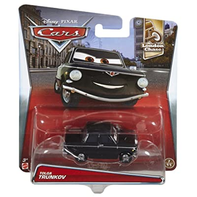 Disney/Pixar Cars Tolga Trunkov Die-cast Vehicle: Toys & Games