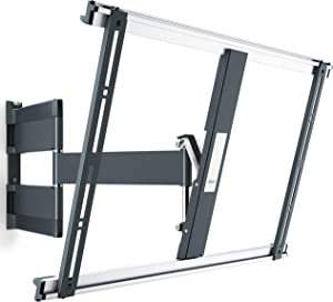 Vogel's 8395450 Thin 545 Premium TV Wall Mount, Ultra-Low Profile and Ultra-Smooth Full Motion 180° Swivel and 20° Tilt, Suitable for 40 to 65 Inch TV's, Black