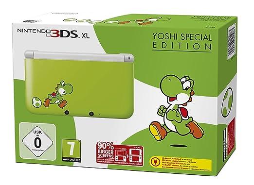 Nintendo 3DS XL, Yoshi Edition