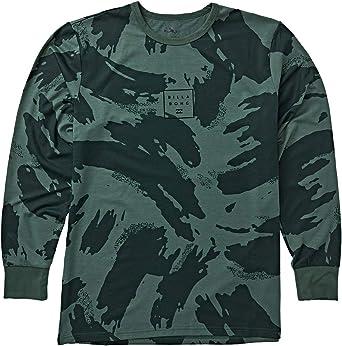 BILLABONG™ Operator - Camiseta Técnica para Hombre Q6SM13BIF9: Amazon.es: Deportes y aire libre