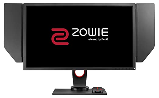 "82 opinioni per BenQ ZOWIE XL2735 Monitor e-Sport per PC, DyAc, QHD, S Switch, DP, 27"", 144 Hz"