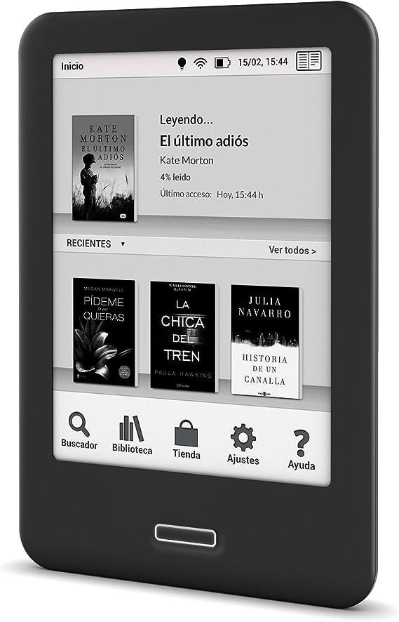 BQ Cervantes 3 - Lector de Libros electrónicos de 6