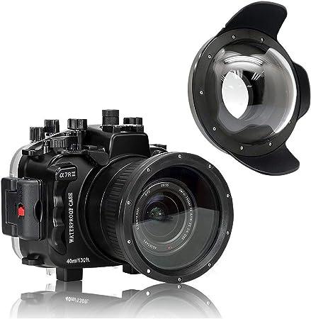 Seafrogs Unterwasser Kamera Gehäuse Mit 20 3 Cm Kamera