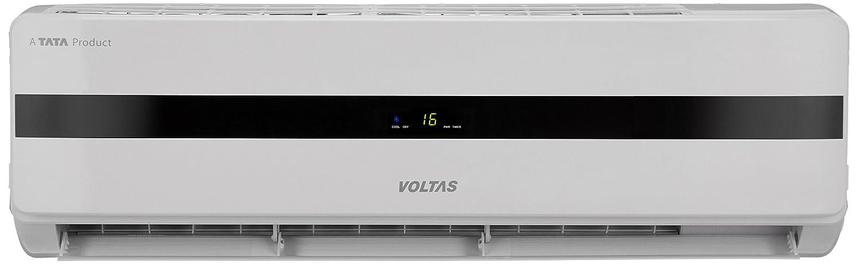 Voltas 1.4 Ton 3 Star Split AC (Copper, SAC 173 IY, White/Black)