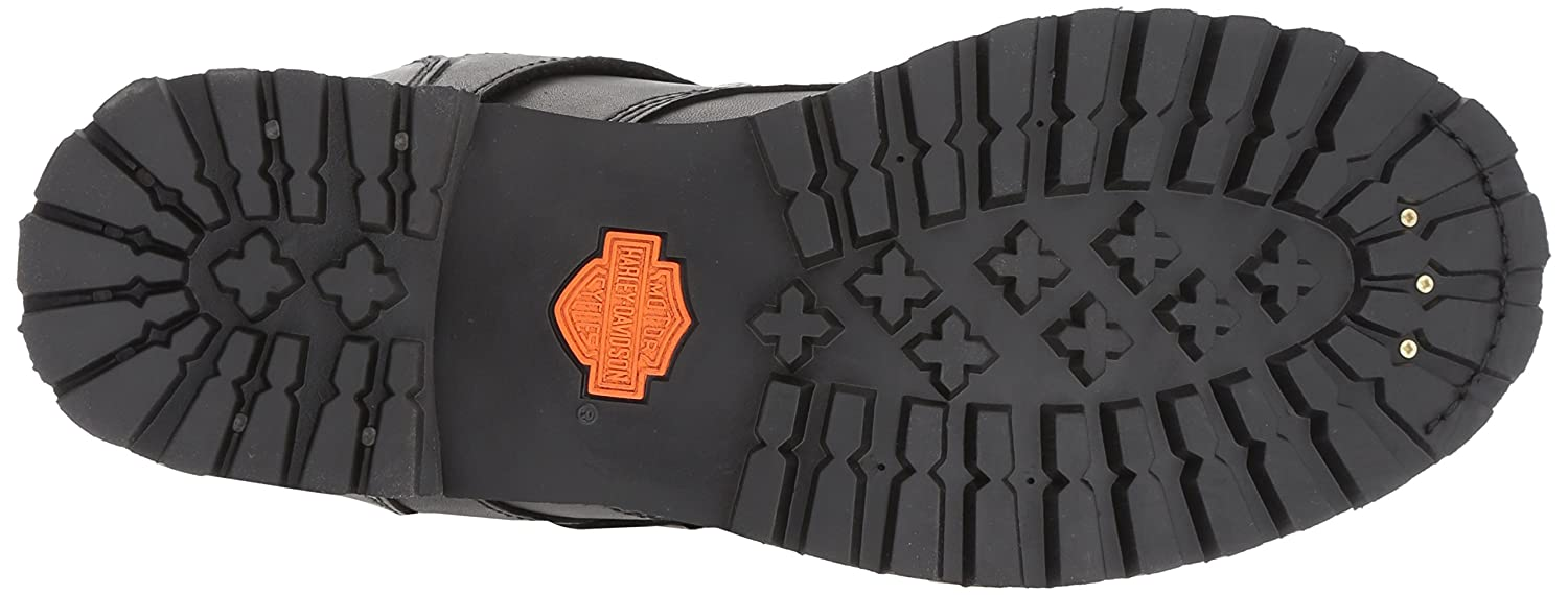 f3ffc481e91 Harley Davidson Homme Faded Glory Cuir Bottes
