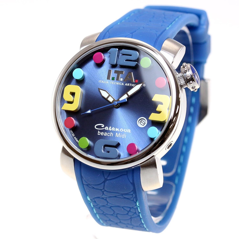 [アイティーエー]I.T.A. 腕時計 メンズ/レディース カサノバ ビーチ ミディ 2016 CASANOVA BEACH Midi 2016 19.03.08 [正規輸入品] B01H55S932