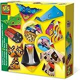 SES Creative 14807 Children's Folding Animals Set