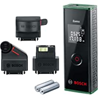 Bosch Laser Entfernungsmesser Zamo Set (3. Generation, Messbereich: 0,15 – 20,00 m, im Karton)