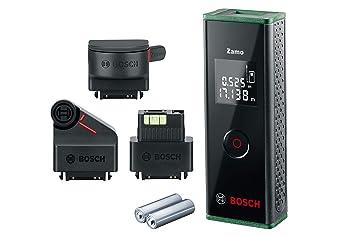 Laser Entfernungsmesser Wie Funktioniert : Bosch laser entfernungsmesser zamo set generation messbereich