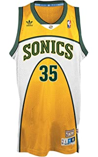 best service 05a92 dd0ed Amazon.com : adidas Miami Heat #9 Dan Majerle NBA Soul ...