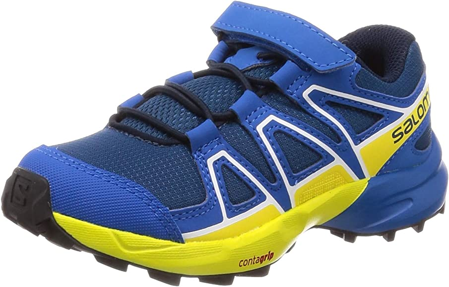 Salomon Speedcross Bungee K, Zapatillas de Trail Running Unisex ...