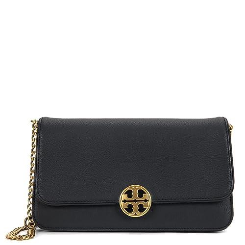 37e56c52c Tory Burch Women's Chelsea Convertible Clutch Bag 44339-001, Black:  Amazon.ca: Shoes & Handbags