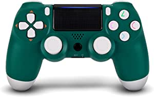 PS4 Controller Remote Wireless Bluetooth with USB Cable for Sony Playstation 4 - Alpine Green