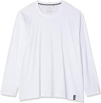 Ser Big Size Camiseta de Manga Larga para Hombre
