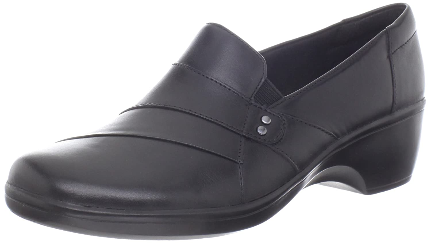 CLARKS Women's May Marigold Slip-On Loafer,