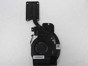GXC1X Genuine OEM Dell Latitude E6440 Heatsink Assembly DSC w//Fan Discrete