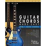 Left-Handed Guitar Chords Made Easy, Level 1: Basic Guitar Chords
