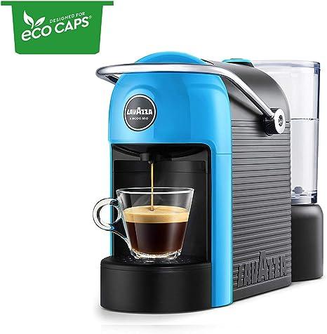 Lavazza A Modo Mio Jolie - Máquina de cápsulas de café, color azul ...