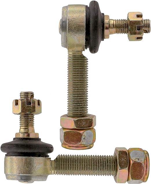 ZXTDR Pair 10mm Tie Rod Ball Joint for 50cc 70cc 90cc 110cc 125cc ...