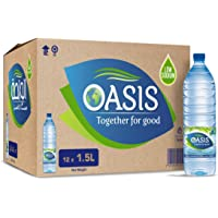 Oasis Still Water 1.5L Carton of 12