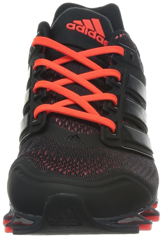 Adidas Unidad Springblade De Los Hombres 2 M Negro / Rojo / Naranja u2qIWMZ4g