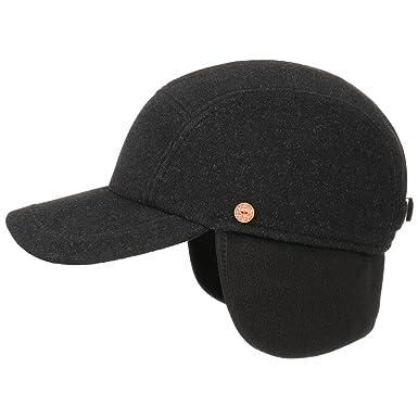 Mayser Sympatex Mütze dunkelblau p1hDocd
