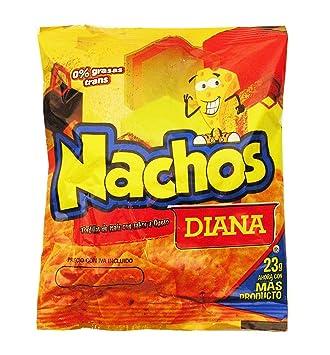 Amazon.com : Diana Nachos 0.53 oz (Pack of 12) (Pack of 2 ...