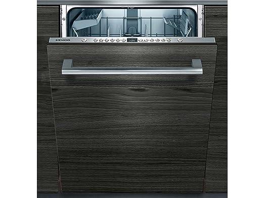 Siemens iQ300 SX636X02CE lavavajilla Totalmente integrado 13 ...