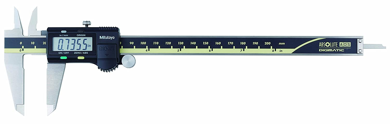 Image of Mitutoyo 500-172-30 Advanced Onsite Sensor Absolute Scale Digital Caliper, 0-8' Range