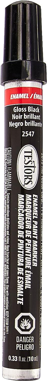 TESTOR GLS 2547C 1/3OZ Black Gloss Marker