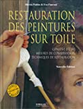 Restauration des peintures sur toile: Constat d'état, mesures de conservation, techniques de restauration