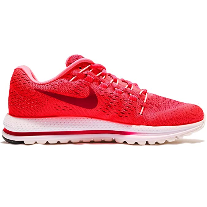 Amazon.com | NIKE Women's WMNS Air Zoom Vomero 12, Solar Red/Noble Red-Hot  Punch | Fashion Sneakers