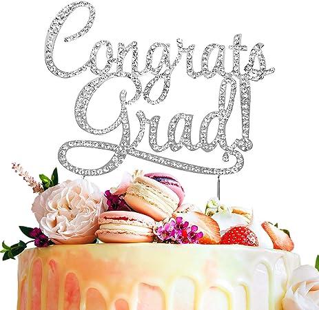 Graduation Cake Class of 2019 Banner Graduation Decor Graduation Centerpiece Graduation Cake Topper Class of 2019 Cake Topper