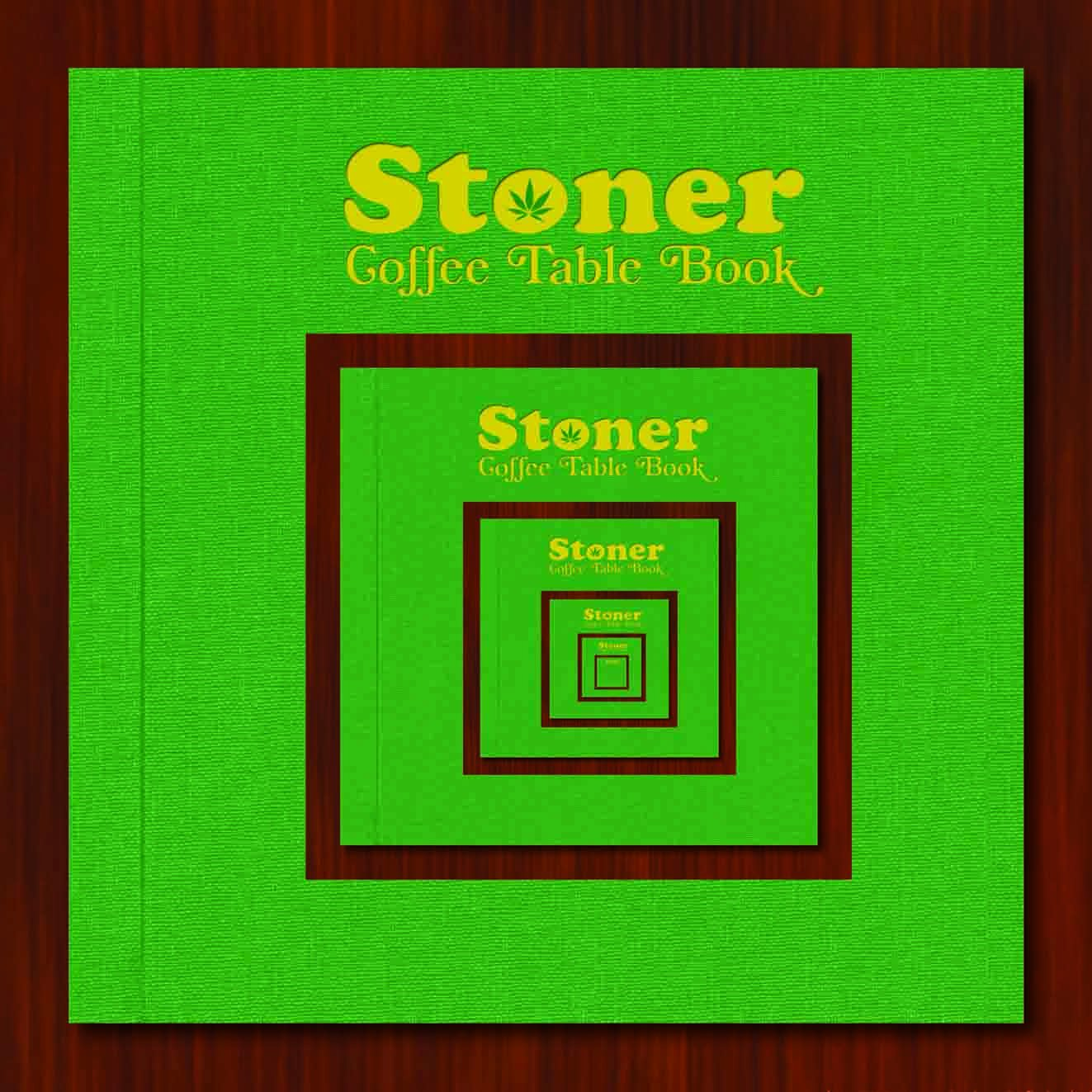 Stoner Coffee Table Book Hc Amazoncouk Mockus