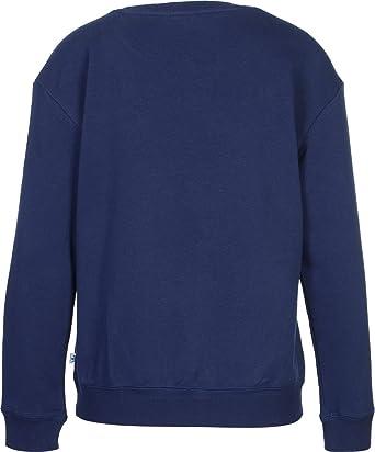 adidas Sweatshirts Baroque Logo Sweatshirt Blau 32