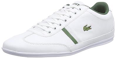 a1e31c8aa3ea0c Lacoste Men s Misano Sport 116 1 Low-Top Sneakers