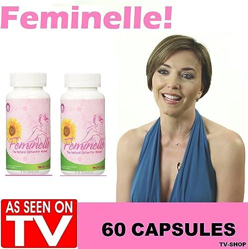 Feminelle 2 frascos 60 Capsules