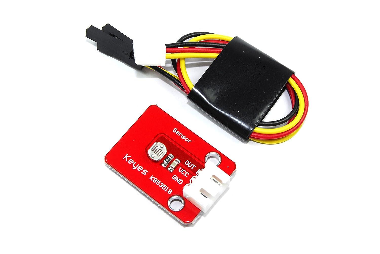 Keyes Analog LDR Sensor Module KY-046 Light Dependant Resistor