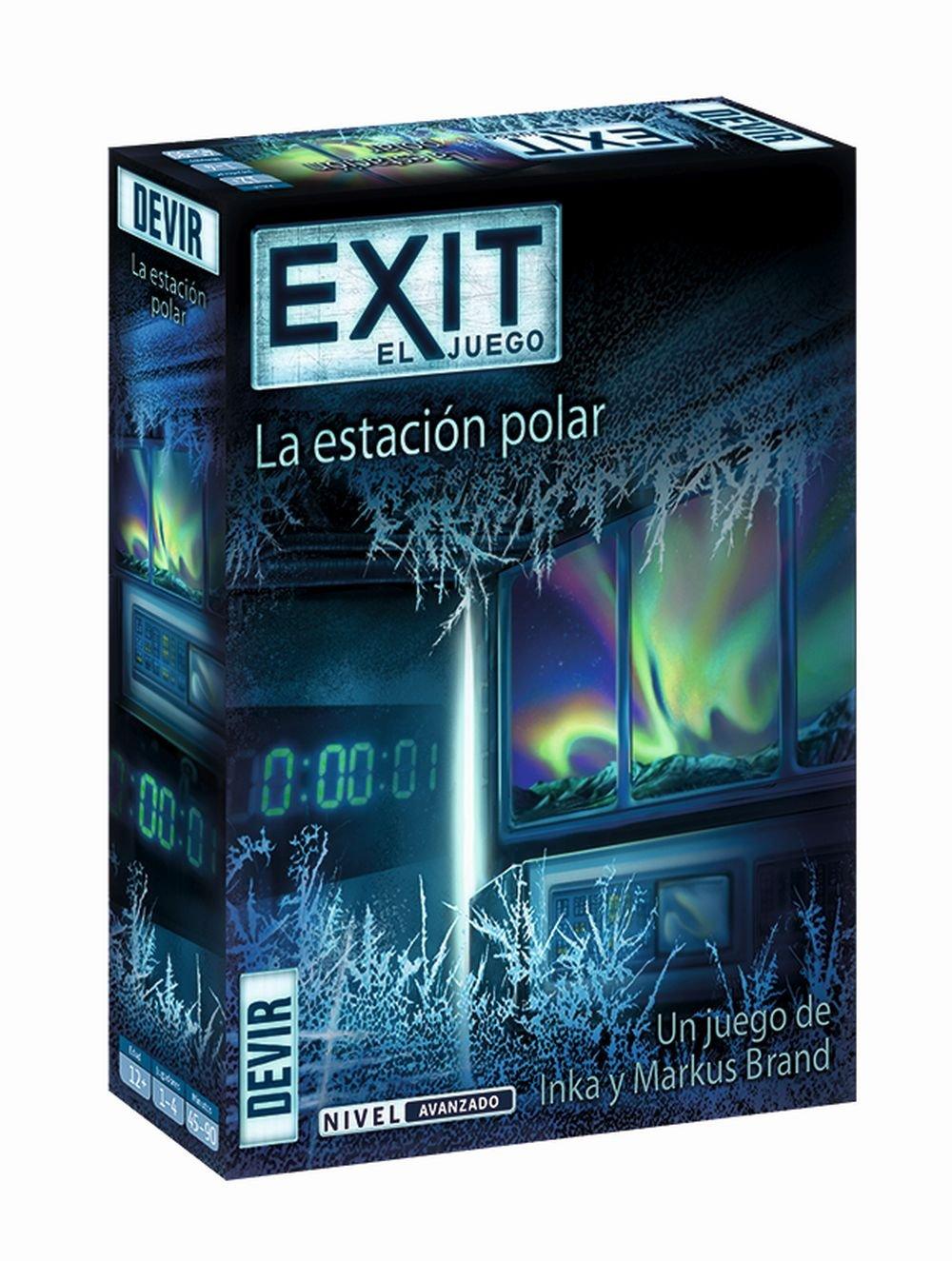 Devir Exit 1 La La caba/ña abandonada BGEXIT1