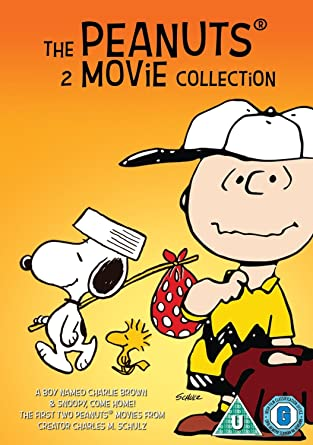 51cb2af9b7 The Peanuts - 2 Movie Collection  Snoopy Come Home   A Boy Named Charlie  Brown