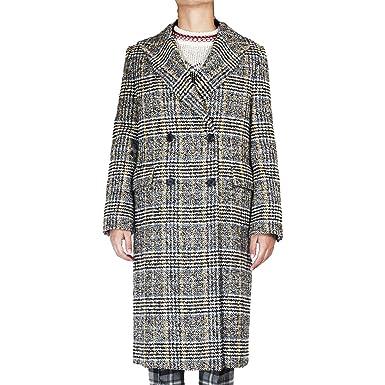 competitive price 8a03c 44b0e ERMANNO SCERVINO Coat: Amazon.co.uk: Clothing