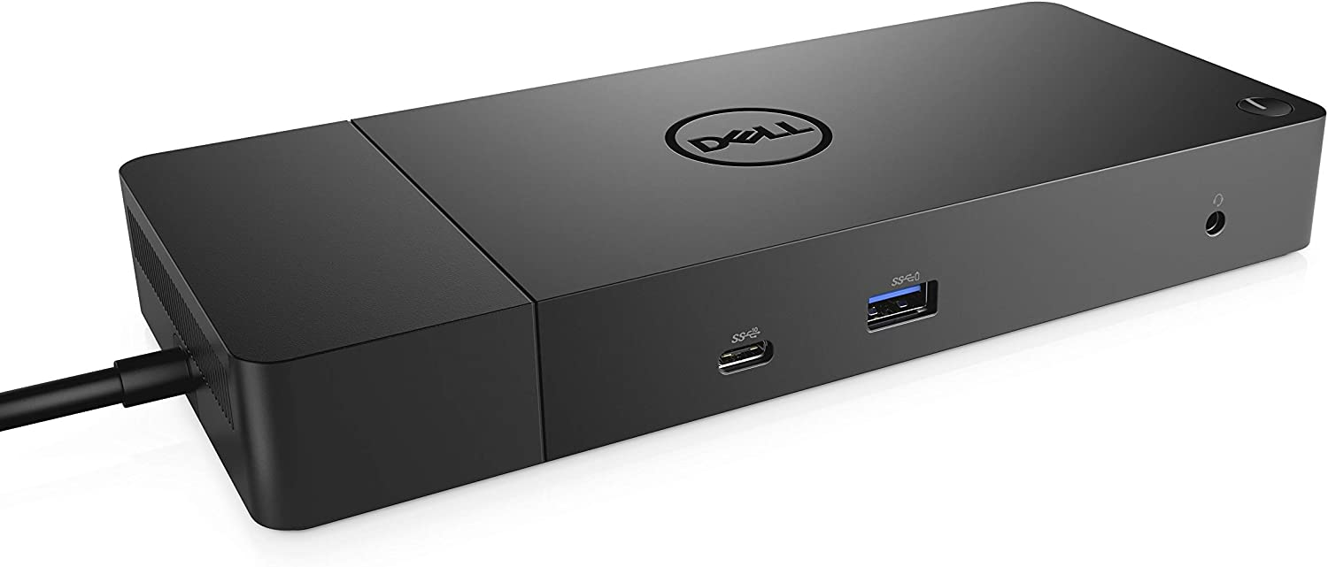 Dell WD19 130W Docking Station (with 90W Power Delivery) USB-C, HDMI, Dual DP