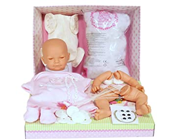 Amazon.es: Muñeca Kit Reborn profesional (R/9000), kit ideal para ...