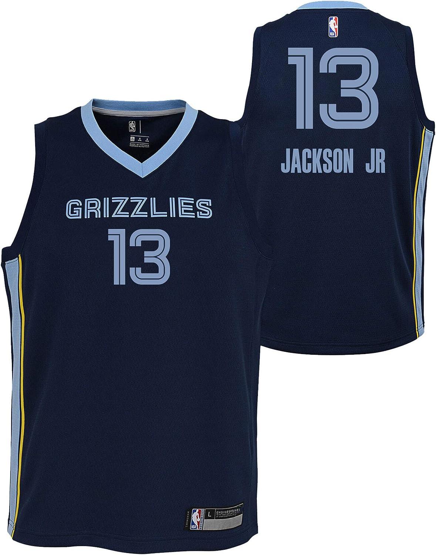 Ja Morant Memphis Grizzlies #12 Official Youth 8-20 Teal Hardwood Classic Edition Swingman Jersey