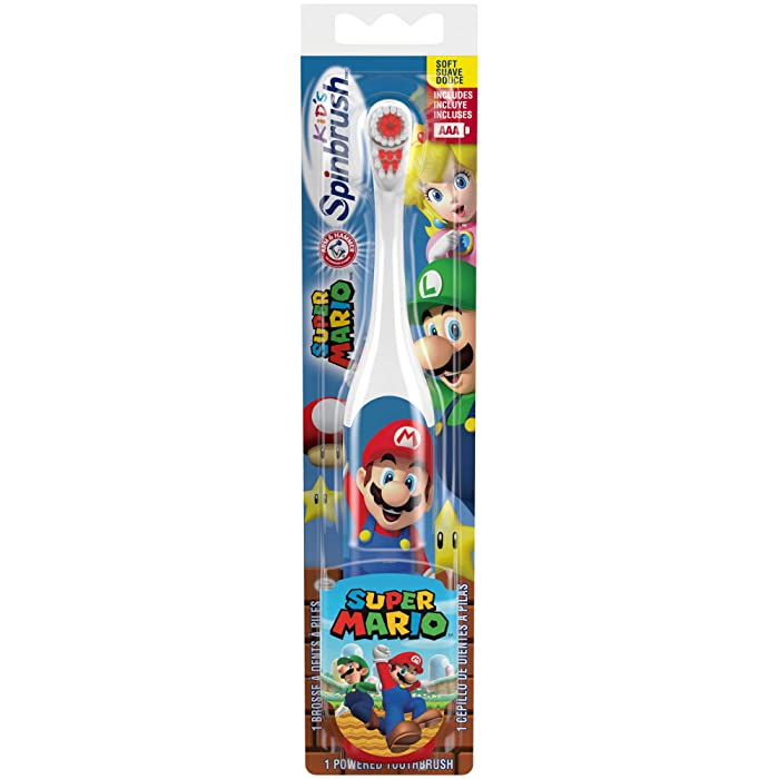 Top 9 Kids Arm And Hammer Spinbrush