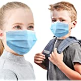 Kids & Children Face Masks - Made in Canada - 3 Layered - LEVEL-3 - Perfect for Indoor and Outdoor use - CKDCARES Pediatric D
